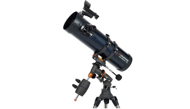 Celestron AstroMaster 130EQ-MD Newtonian Telescope