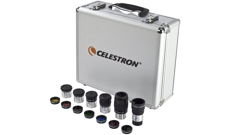 """Celestron 1.25"""" Eyepiece and Filter Accessory Kit"""