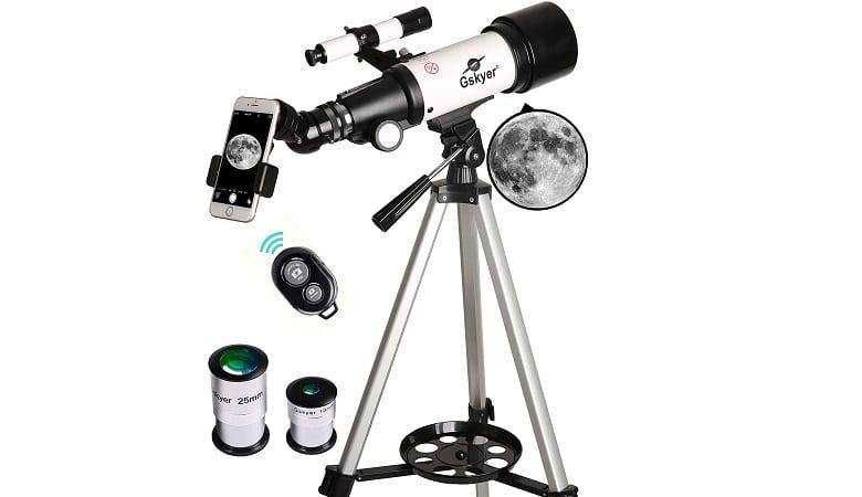 Gskyer AZ Mount Astronomical Refracting Telescope