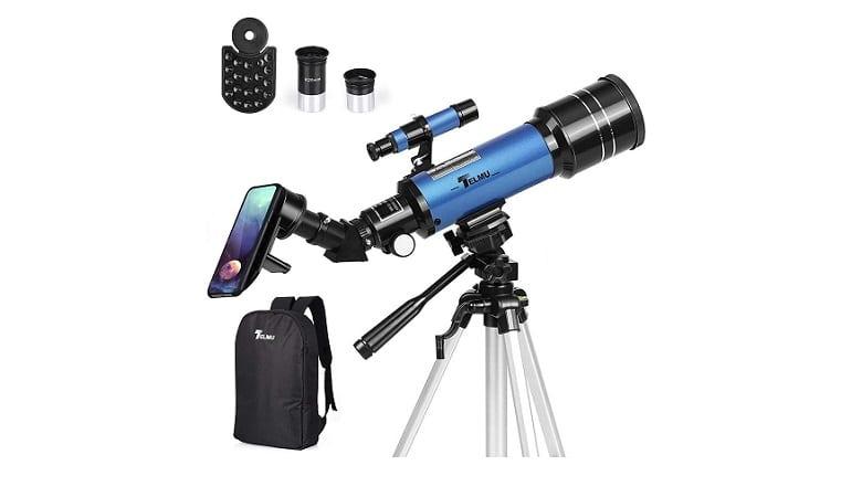 TELMU Astronomical Refracting Telescope