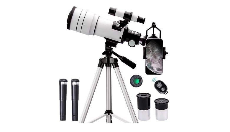 ToyerBee Astronomical Refractor Telescope