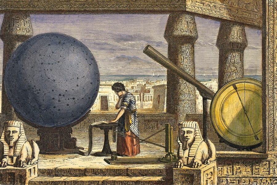 Why And How Did The Ancient Egyptians Use Astronomy?