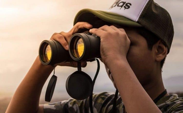 Start With Binoculars