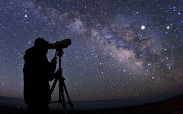 WHAT BINOCULAR SIZE DO I NEED FOR ASTRONOMY?