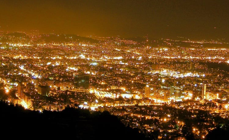 What's Causing All That Light Pollution?