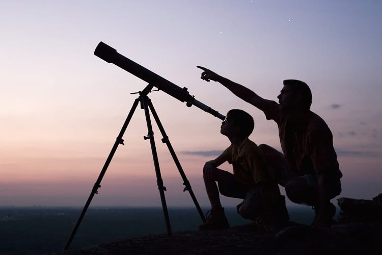 WHAT IS A GOOD STRENGTH FOR A TELESCOPE?