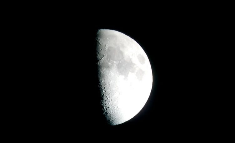 How To Consider Composition In Your Moon Pics