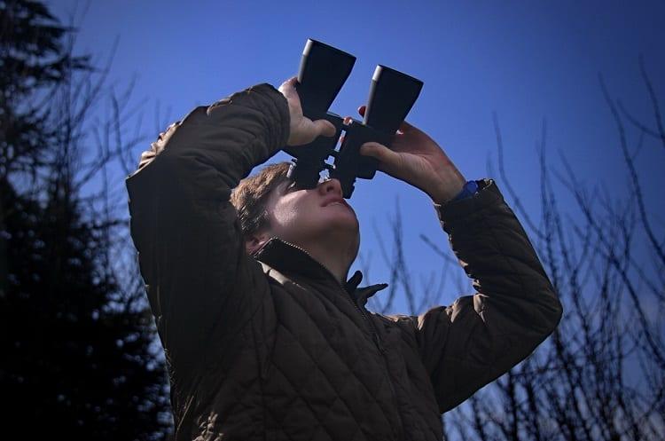 Progressing To Binoculars