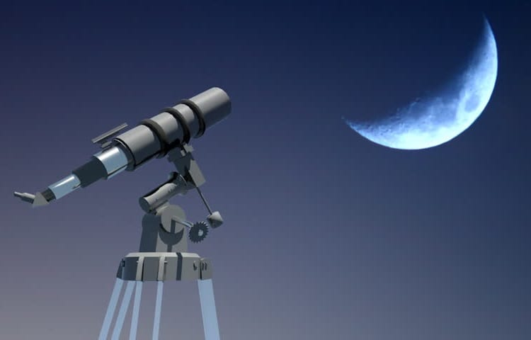 Important Gear You'll Need For Shooting The Moon