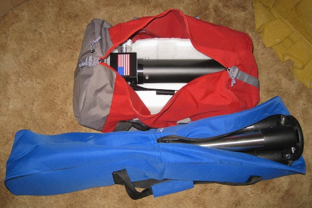 How to Choose the Best Telescope (Bag) Case 3