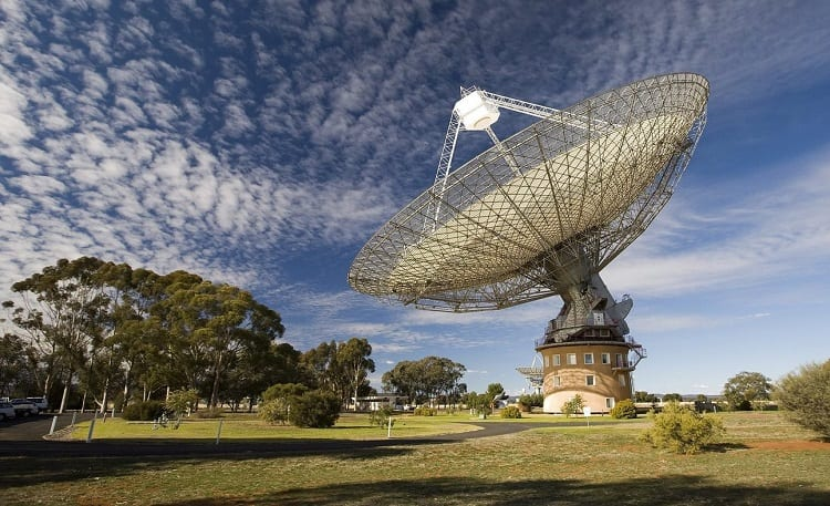 What About Radio Telescopes?