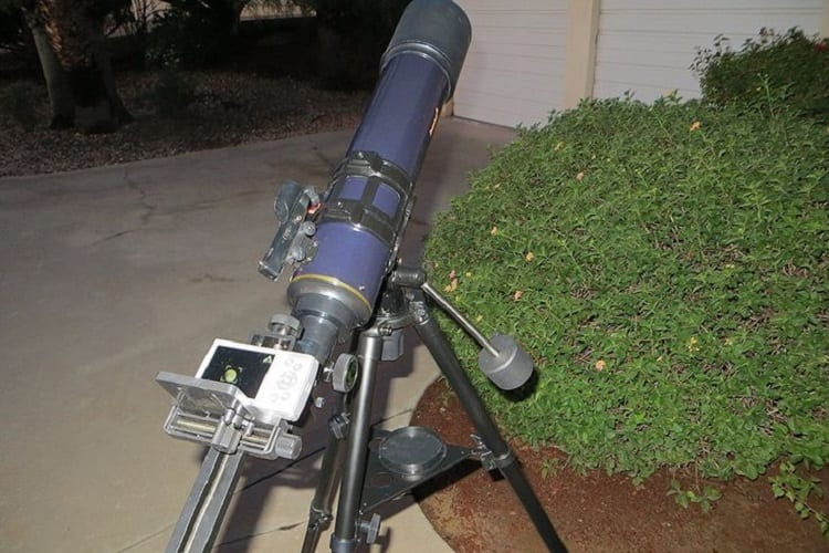 WHAT TYPE OF CAMERA SHOULD I USE FOR TELESCOPE ASTROPHOTOGRAPHY?