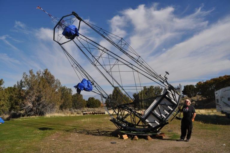 biggest backyard telescope