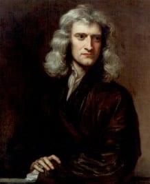 Isasac Newton
