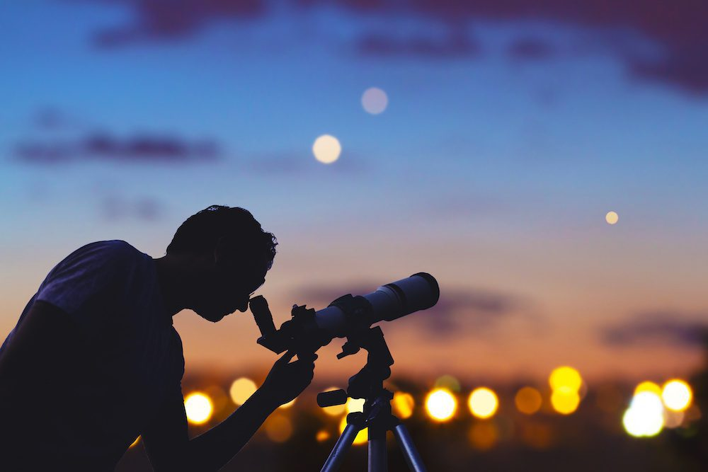 tips on how to focus a telescope