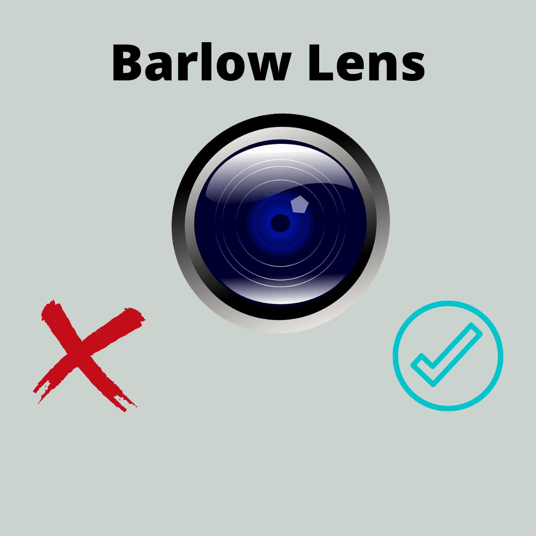 barlow Lens 101