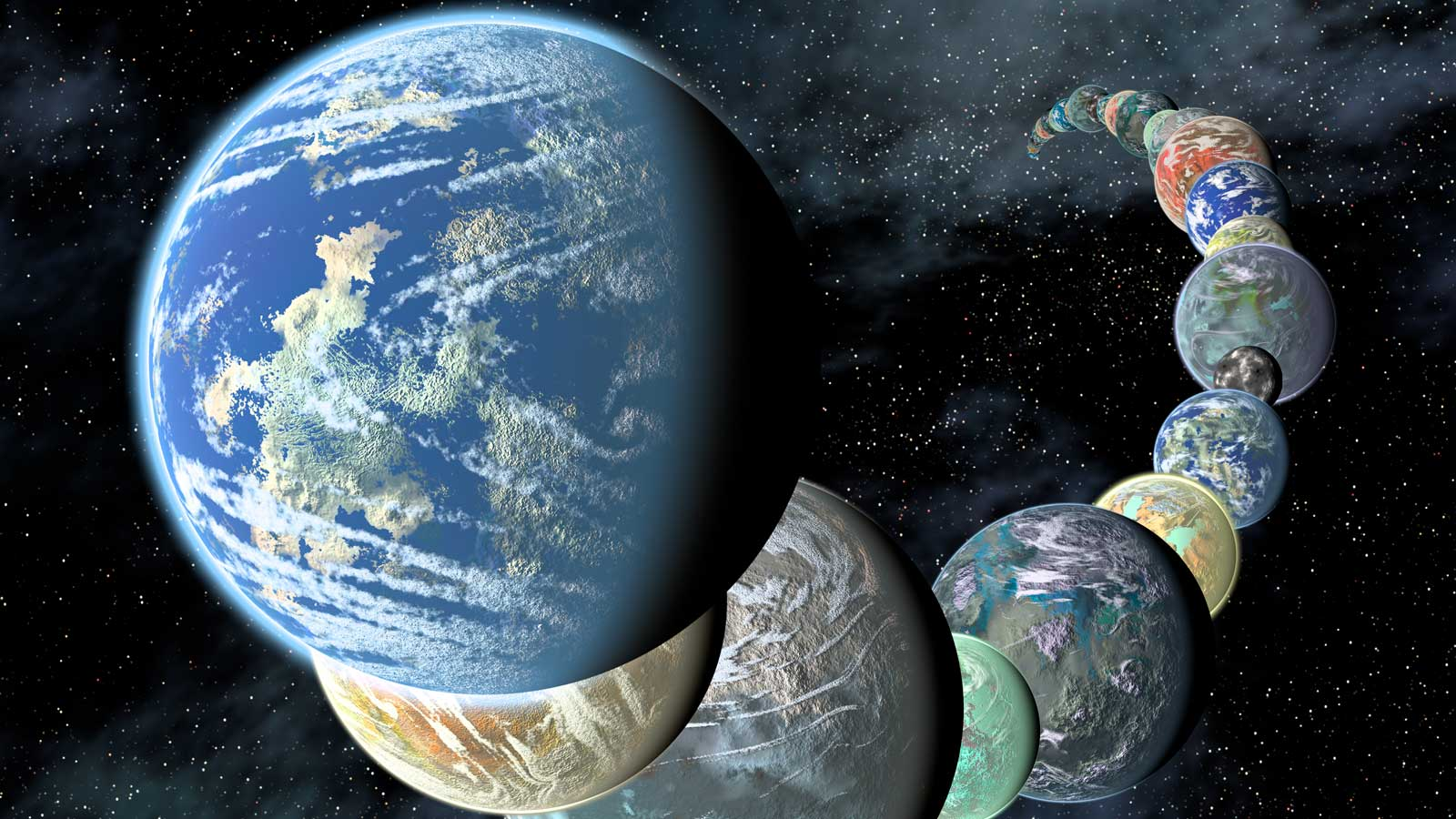 what is terrestrial planet