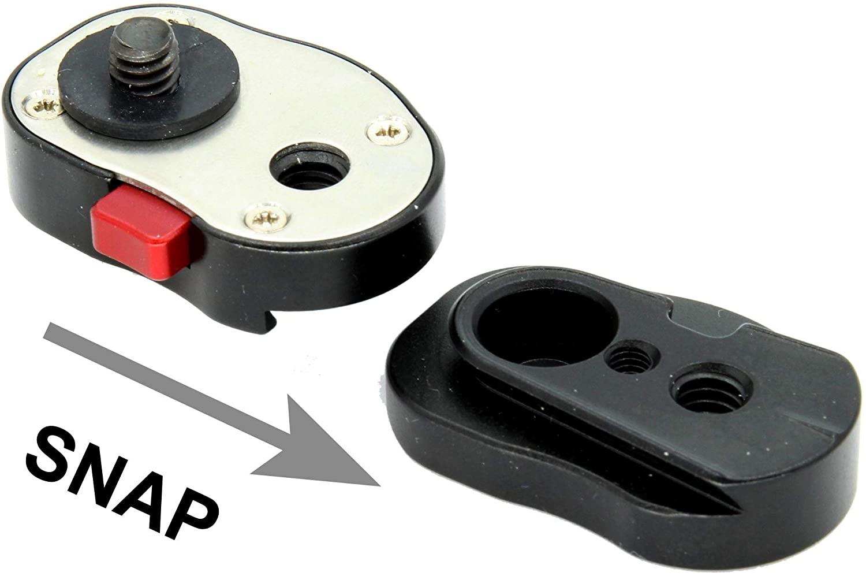 tripod release mechanism